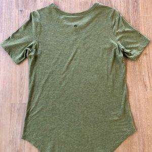 Lululemon Crew Neck Short Sleeve